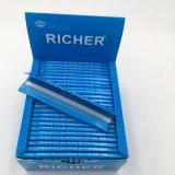 Kundenspezifischer erstklassiger Zigarettenrauchen-Papier-König Size Slim 107*44mm