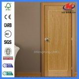 Fibra de madera Panel Compuesto de WPC puertas puertas para la venta