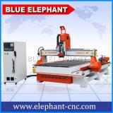 La mejor fresadora 1530 del CNC precio de trabajo de madera de la máquina del ranurador del CNC de 4 ejes