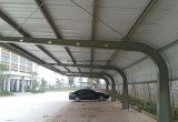 Estructura de acero ligera para el Carport/el almacén/el taller