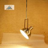 Lámpara pendiente del estilo industrial con la cortina del metal (C5006167)