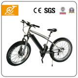 Chinesisches Fabrik-elektrisches fettes Gummireifen-Bewegungsfahrrad-elektrisches Fahrrad für Europa-Markt