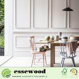 世帯のインテリア・デザインの腰長押の装飾的な木製のTrimingの壁パネル