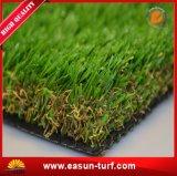 Трава высокого футбола дерновины плотности кучи искусственная