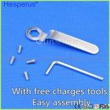 Brazo intraoral dental oral del metal del montaje de cámara del endoscopio del sostenedor de aluminio del soporte