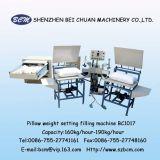 Apertura de la fibra y almohadilla/máquina de rellenar de la configuración del peso del amortiguador