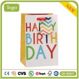 De Zakken van het Document van de Gift van de Supermarkt van de Ambachten van de Herinnering van de Kleding van de Manier van de verjaardag