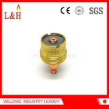 45V116s газа большого диаметра линзы цанговый орган для ММА горелки