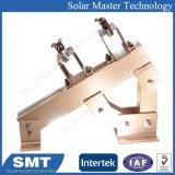 Support de montage solaire montage en aluminium avec différentes couleurs