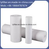 Cartucho de filtro del sedimento de los PP para del agua la filtración pre