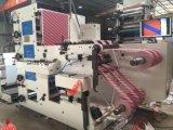 Máquina de impressão do saco de papel do pacote do alimento de Flexography