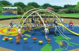 Dia van de Speelplaats van het Stuk speelgoed van de Spelen van kinderen de Grappige Vierkante