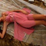 Les femmes lingerie sexy nuisette lingerie robe de vêtements de nuit G-String Nightwear fixe