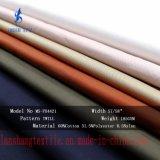 65%Cotton 31.5%Polyester 8.5%Nylon Mischung-Gewebe für Kleidung-Mantel