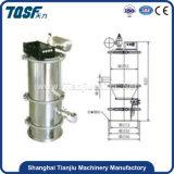 Pharmazeutisches Vakuumführende Maschinerie der Gesundheitspflege-Zks-10-6 für das Befördern der Materialien
