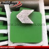 Bloque de pulido del bloqueo de Redi del segmento de la flecha del enlace del media 30#