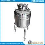Réservoir de stockage chimique mobile industriel d'acier inoxydable pour le liquide