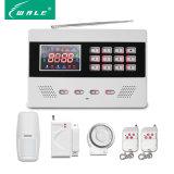 Système d'alarme sans fil de garantie à la maison de PSTN avec la fonction de calage de bras
