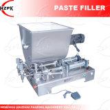 El doble de pasta de cabezas de máquina de envasado y llenado de pasta de China