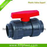 Kugelventil des Wasser-Ventil-Verbindungsstück-UPVC