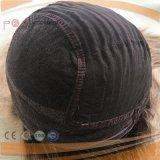 Haut de la soie Sheitel - Vierge perruque casher juive (PPG-L-0252)