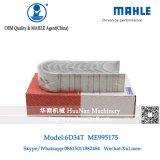 Sk230-6e를 위한 Mahle 6D34t Me995175 연결대 방위