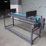 De zelf het Voeden Snijder van de Laser voor de Verwerkende industrie van de Materialen van het Kledingstuk (JM-1810t-bij)