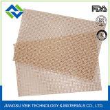 Strato della maglia della vetroresina del commestibile PTFE