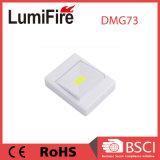 Batteriebetriebenes 3W PFEILER LED Wand-kleiner Schalter-Nachtlicht