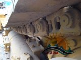 Bulldozer originale utilizzato del gatto D4h LGP del trattore a cingoli della macchina della costruzione del Giappone da vendere