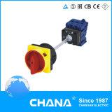 Interruptor rotativo da isolação com 6p DC/AC