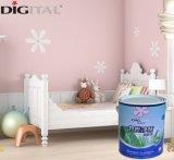 El hogar dormitorio pared pintura látex interior