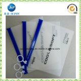 Il PVC ha fatto scorrere il sacchetto della chiusura lampo per il trasduttore auricolare Jp-036 di Pakcing