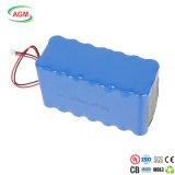 Pacchetto a bassa temperatura della batteria di litio di Hotsale Icr18650L-22-3s7p 12V 15ah