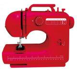 Home Basic Mini máquina de costura com enrolamento de fio automático (FHSM-506)