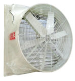 Осевой отработанный вентилятор вентилятора вентилятора FRP для пакгауза парника