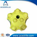 Perfuratriz de carboneto de tungsténio Bits Brocas do Cone