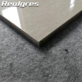 Azulejos de suelo Polished del granito de la porcelana R6f01 para los azulejos vitrificados euro del azulejo gris de Microlite de la sala de estar