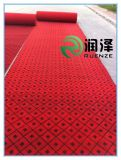 Needle Punch Carpet with double Jacquard