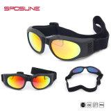 Ajustable gurtet Militärsonnenbrillen Interchangable Objektiv-taktische Gläser Airsoft Schutzbrillen
