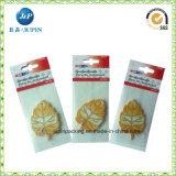 Regalos promocionales de gel de papel colgando Ambientador (JP-AR018)