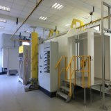 Лакировочная машина порошка для линии Hlt изготовления цилиндра LPG