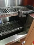 Dubbel behandel de Vloeibare Verzegelende Machine van de Band van de Capsule
