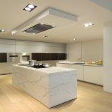 Countertops van de Steen van het Kwarts van Calacatta Kunstmatige voor Keuken en badkamers
