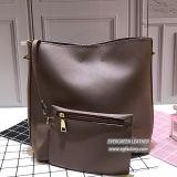 De nieuwe het Winkelen van de Dames van de Handtas van de Vrouwen van het Ontwerp Eenvoudige Zak van de Schouder met een Beurs Sh407