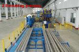Profil en aluminium/en aluminium d'extrusion pour la tige Rod