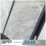 プールのための自然な石造りの灰色の大理石の対処石