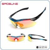 2017 Lentes Iridium Ciclismo Moda Gafas de sol con su logotipo de conducción compra al por mayor gafas de sol Gafas de Golf Voleibol Templo intercambiables