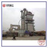 Mezcla caliente del secador de tambor del papel planta del asfalto de 120 t/h con la emisión inferior