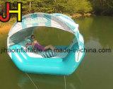 膨脹可能な水浮遊島/膨脹可能な浮遊テントのベッド